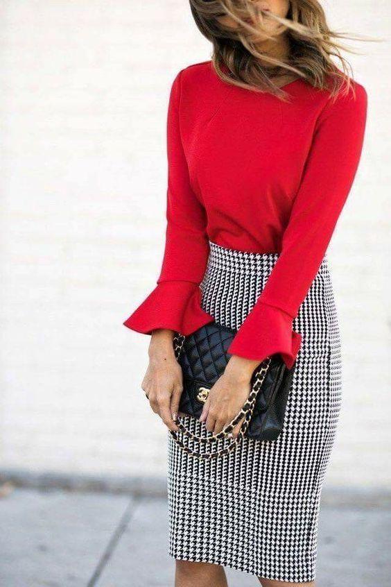 Look de moda  Bolso bandolera de cuero acolchado negro 597bb3356228