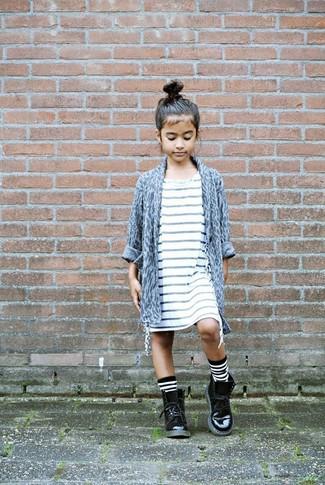 Combinar unas botas de cuero:
