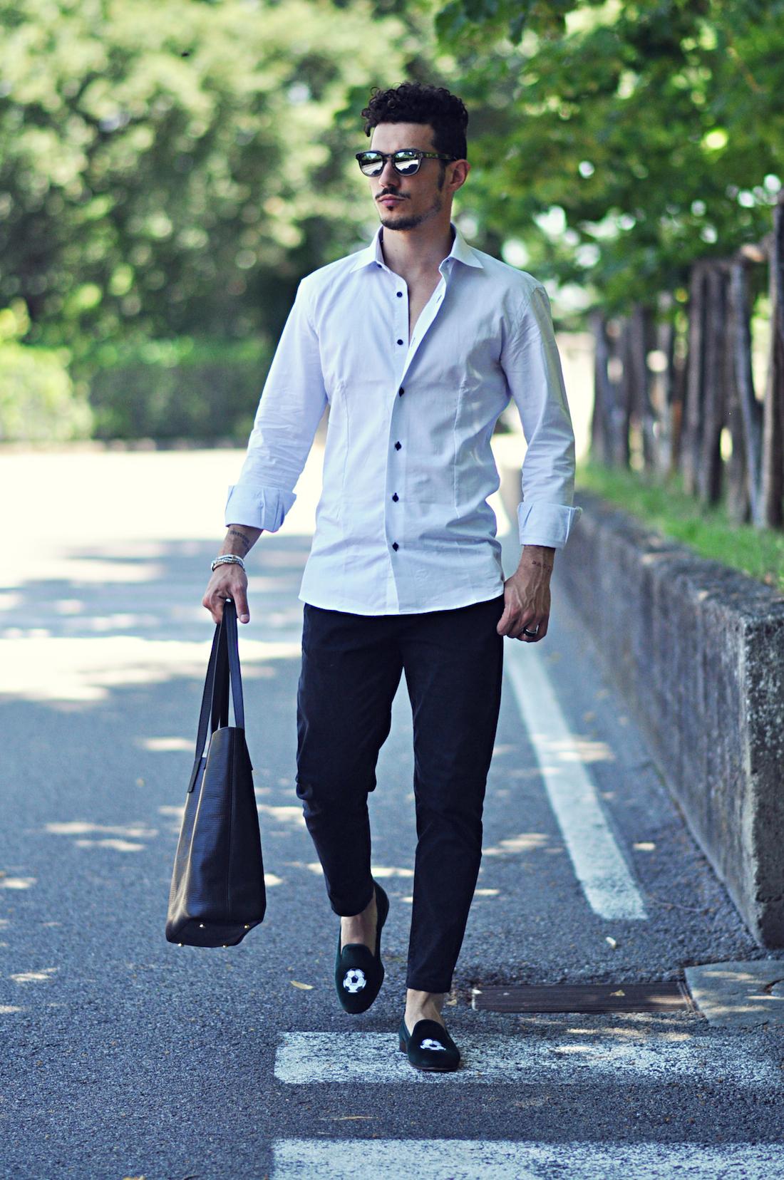 Moncler Chinos Moda casual