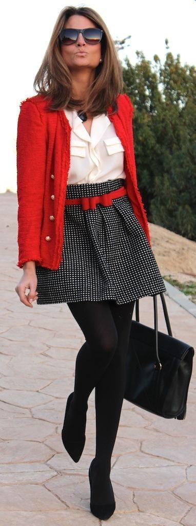 Unas Con Sol Negras Tweed Gafas Cómo Chaqueta De Una Combinar RYUw5Pqa