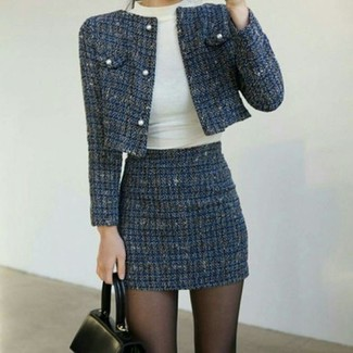 Chaqueta azul marino de Armani Jeans