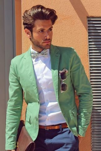 Cómo Verde Blazer Hombres Moda 40 Para Looks Combinar Moda Un De rwqZtfrH