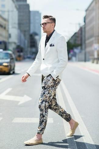 Zapatillas slip-on de lona marrón claro de Polo Ralph Lauren