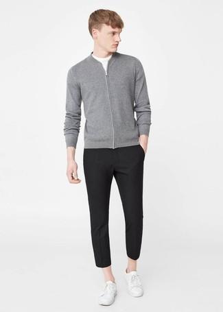 Pantalón chino negro de RVCA