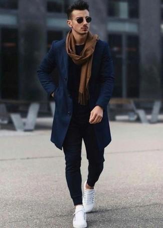 Bufanda marrón de Lanvin