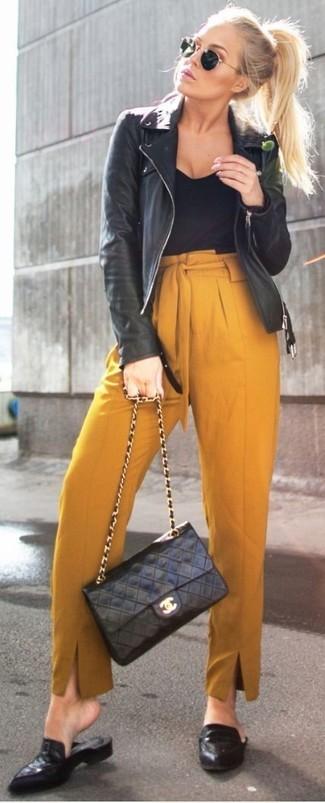 Unos Looks En ModaModa Pantalones Combinar De Tabaco131 Cómo NkX0P8wnO