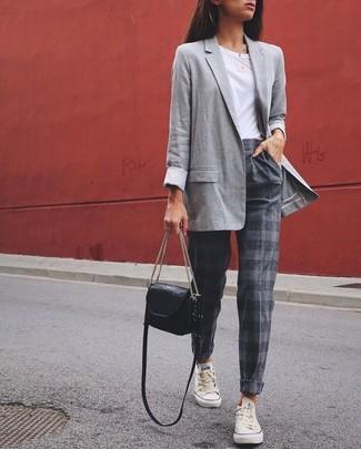 Looks 11 Combinar Rayas Cómo Unos De Horizontales Pantalones TzqC0xY