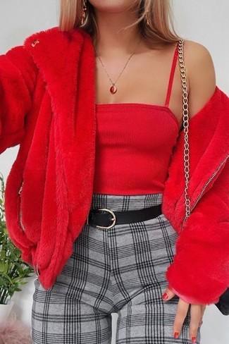 Para Looks Un Top Rojo Corto 20 Moda Moda Combinar De Cómo gvHqwUU