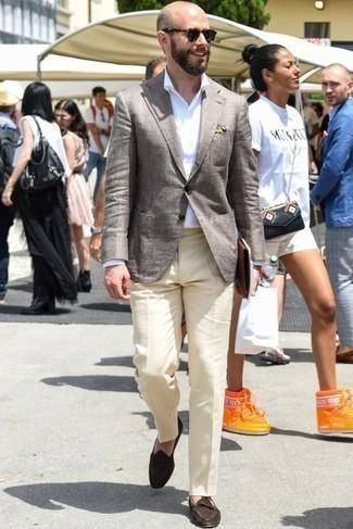 Pantalón de vestir en beige de Dockers