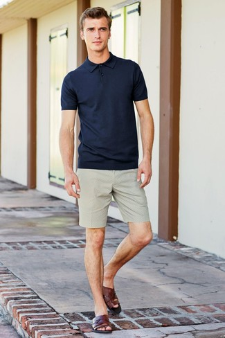 Pantalones cortos en beige de Red Kap