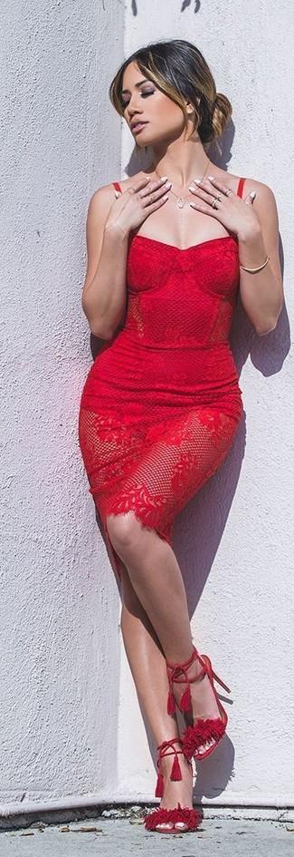 Un De Cómo Combinar Looks ModaModa Rojo491 Vestido Para 0mN8nw
