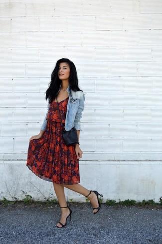 4949e0377d9 Cómo combinar un vestido burdeos (478 looks de moda)