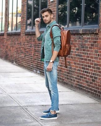 Unos Azules607 Para Zapatos Cómo Combinar Looks ModaModa De FK1TclJ