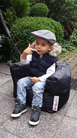 Outfits niños estilo casuale:
