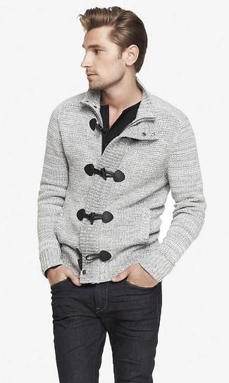 MEX$5,863, Camiseta henley de manga larga negra de Tom Ford