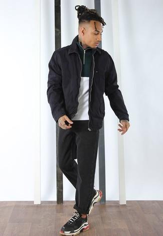 Deportivas negras de Calvin Klein 205W39nyc