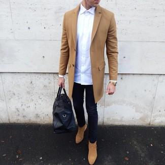 Camisa de manga larga blanca de Uma Wang