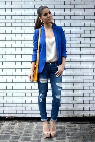 Combinar un blazer azul (224 looks) | Outfits Mujere | Lookastic ...
