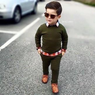 Outfits niños: