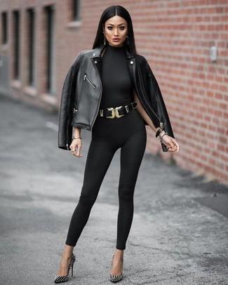 Para Negro125 Looks Mujeres Combinar Cómo Un ModaModa Mono De hQCrtds
