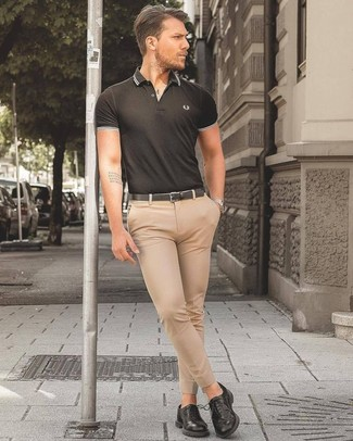 Pantalón de vestir en beige de Kenneth Cole Reaction
