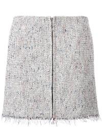 Minifalda Celeste de Theory