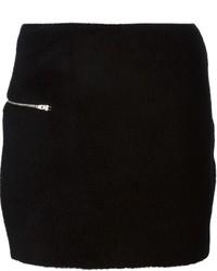 Minifalda negra de Alexander Wang
