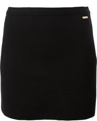 Minifalda negra de Dsquared2