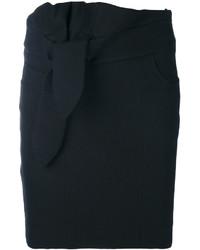 Minifalda Negra de IRO