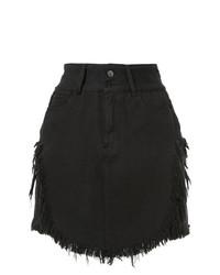 Minifalda Negra de Kitx