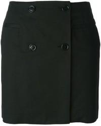 Minifalda negra de Love Moschino