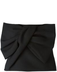 Minifalda negra de Marc by Marc Jacobs