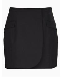 Minifalda Negra de Theory