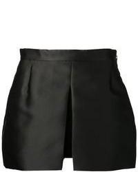 Minifalda negra de Valentino