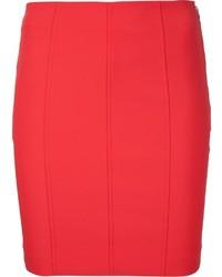 Minifalda Roja de Alexander Wang