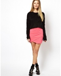 Minifalda Rosa