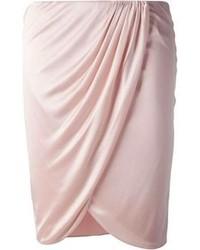 Minifalda rosada