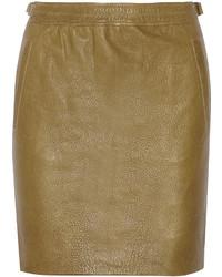 Minifalda Verde Oliva