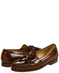 Mocasin con borlas marron original 2570037
