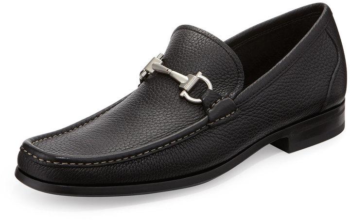 Zapatos negros Ferragamo para hombre cAlFgWGU