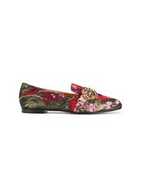 Mocasín en multicolor de Dolce & Gabbana