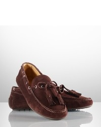 Mocasin marron oscuro original 7262768
