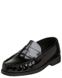Mocasín negro de School Issue