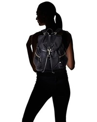 Mochila de Nylon Negra de Calvin Klein