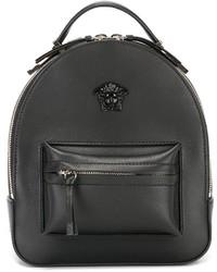 Mochila Negra de Versace