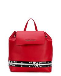 Mochila roja de Versace Jeans