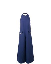 Mono azul marino de Valentino