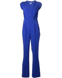 Mono azul de Diane von Furstenberg