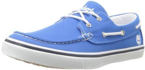 Náuticos de lona azules de Timberland
