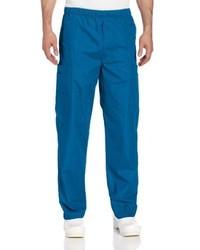 Pantalón cargo azul de Landau